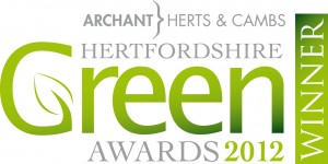 herts green award - st albans travel service winner