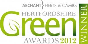 herts green award - st albans travel service winner