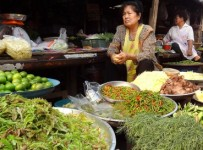 The Maeklong Railway Market