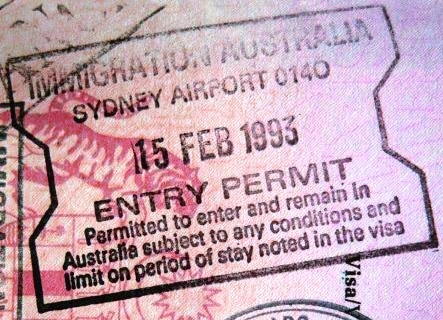 Getting a Travel Visa For Australia