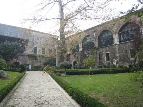 Turkish and Islamic Arts Museum in Istanbul, Turkey