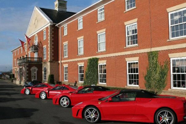 Book 4 star accommodation at the Whittlebury Hall Hotel and enjoy the spectacle of F1 British Grand Prix Packages at Silverstone