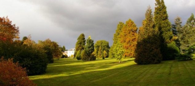 Glorious Autumn Colours at West Lodge Park